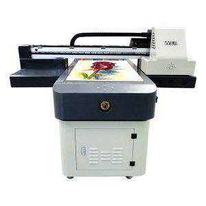 यूवी फ्लैटबेड प्रिंटर a2 पीवीसी कार्ड uv प्रिंटिंग मशीन डिजिटल इंकजेट प्रिंटर dx5