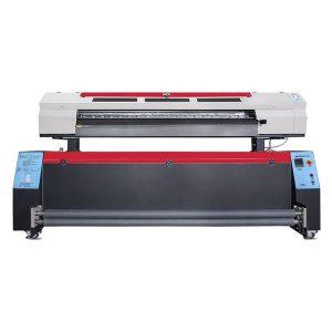 कपड़े के लिए बड़े प्रारूप कपड़ा डाई उच्च बनाने की क्रिया प्रिंटर