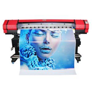 विस्तृत प्रारूप 6 रंग flexo बैनर स्टिकर विलायक इंकजेट प्रिंटर