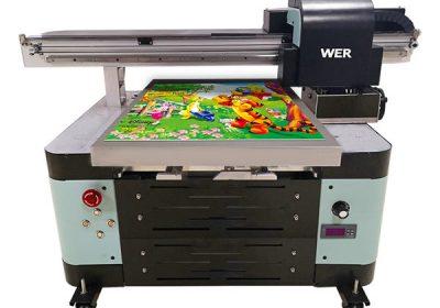 डिजिटल मशीन a2 uv फ्लैटबेड प्रिंटर का समर्थन ओवरसीज
