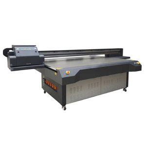 2513 बहुरंगा डिजिटल सिरेमिक प्रिंटर xaar 1201 सिर फ्लैट बिस्तर यूवी प्रिंटर