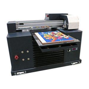 इंकजेट प्रिंटिंग मशीन ने ए 3 आकार के लिए फ्लैटबेड यूवी प्रिंटर का नेतृत्व किया