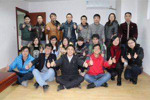 प्रधान कार्यालय में बी 2 बी कार्यकर्ताओं, 2015 4