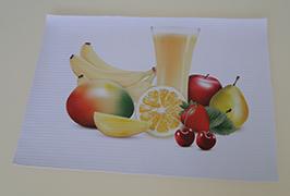 पीवीसी बैनर 3.2m (10 फीट) इको सॉल्वेंट प्रिंटर WER-ES3201 द्वारा मुद्रित