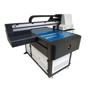 a1 6090 प्रत्यक्ष जेट यूवी प्रिंटर के लिए ग्लास धातु सिरेमिक लकड़ी कार्ड पेन सामग्री