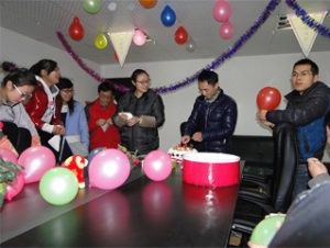 कार्यकर्ता का जन्मदिन, २०१५