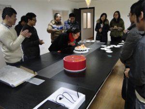 कार्यकर्ता का जन्मदिन, 2015