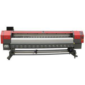 बड़े प्रारूप dx5 dx7 हेड 3.2 m इको सॉल्वेंट प्रिंटर