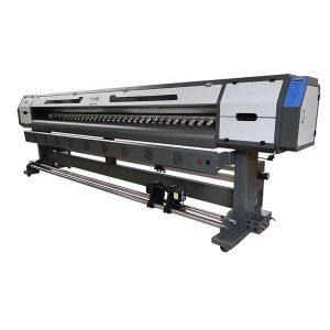 3.2 m dgi 5113 हेड इको सॉल्वेंट प्रिंटर 10 फीट फ्लेक्स बैनर प्रिंटिंग मशीन