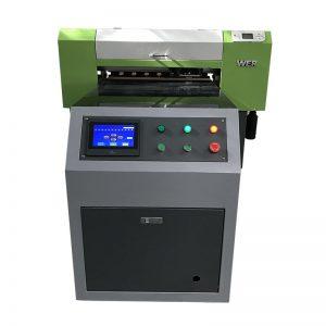 पीवीसी प्रिंटर बड़े प्रारूप कैनवास प्रिंटर गोल्फ बॉल प्रिंटिंग मशीन WER-ED6090UV